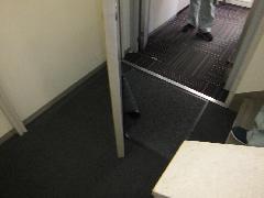東京都 事務所ビルで防火設備検査を実施しました。