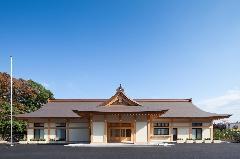 世田谷八幡神社社務所新築工事