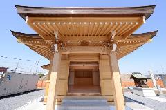 西加平神社新築工事