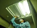 照明器具・換気扇・ブラインドなどの清掃