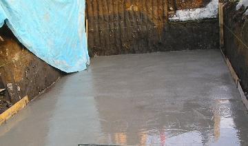 地下車庫施工方法