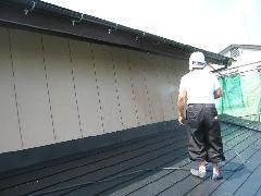 H23年6月塗装工事・千代田