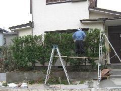 H23 みそら植木工事1