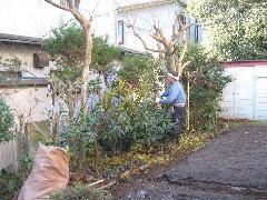 H23 みそら植木工事2