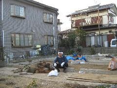 四街道市 K邸 木造2階建て解体工事 パート2