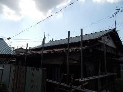 H25 屋根工事 四街道市