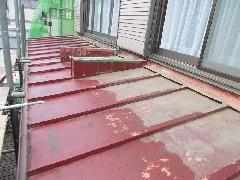 H25 屋根工事