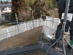 H29 四街道市 屋根塗装工事
