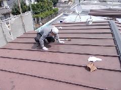 H29 勝田台 屋根塗装工事