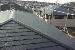 令和3年 こてはし台 コロニアル屋根工事