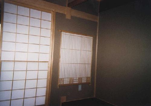 住宅 障子の製作(愛知県一宮市) 雪見障子 書院障子