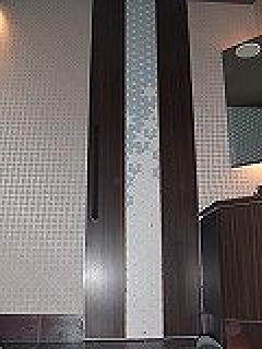 名古屋市の店舗、入り口建具、設計ドア厨房、店舗の仕切り.