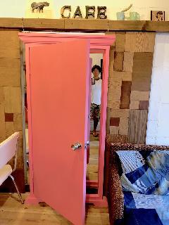 愛知県一宮市のカフェの扉