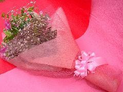 オリエンタル百合セーラ花束