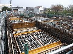 鶴見ポンプ場建設工事