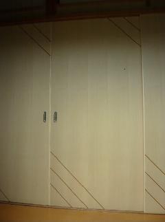 デザイン扉