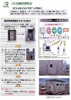電気使用状況をリアルタイムで監視可能