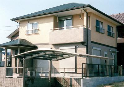 新築工事(甲賀市U様邸)