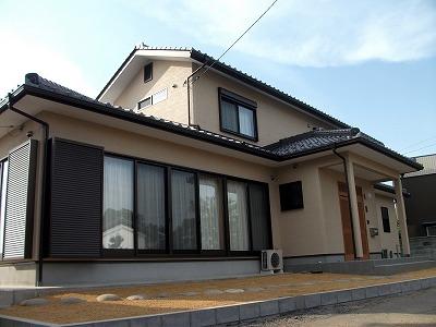 新築工事(東近江市I様邸)