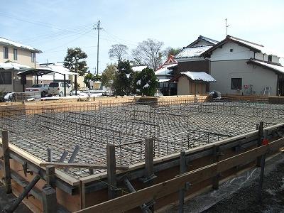 鉄筋・型枠工事