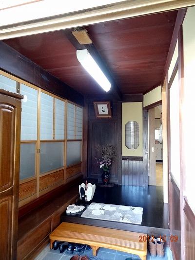 住宅リフォーム (東近江市T様邸)