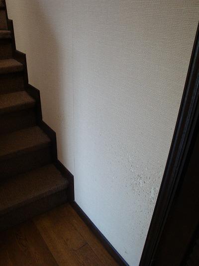玄関ホール・廊下…改修前