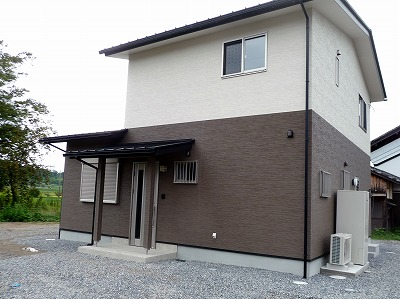 新築工事東近江市K様邸