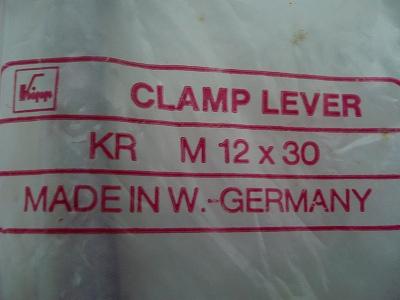 イマオ クランプレバー KR12X30