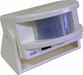 センサー付チャイム&アラーム SEC-001S