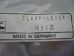 イマオ クランプレバー KR6X25