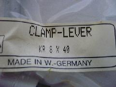 イマオ クランプレバー KR8X40