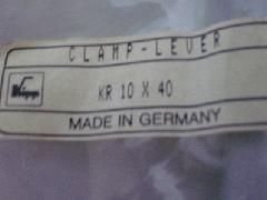 イマオ クランプレバー KR10X40
