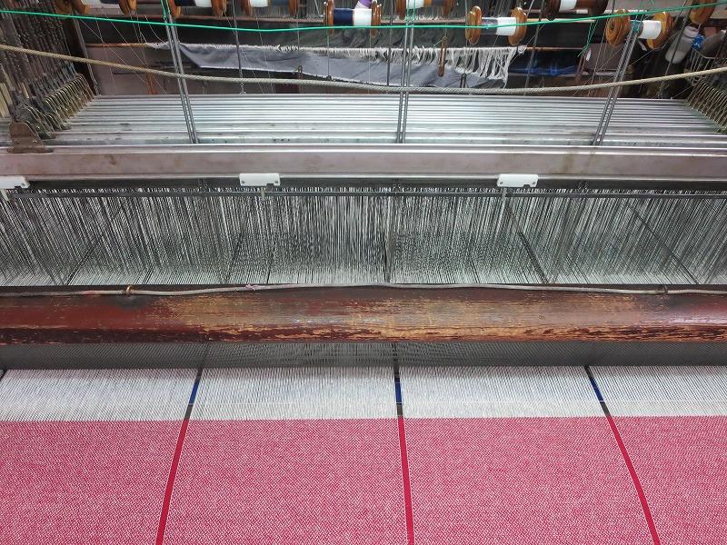 ストール織り機1