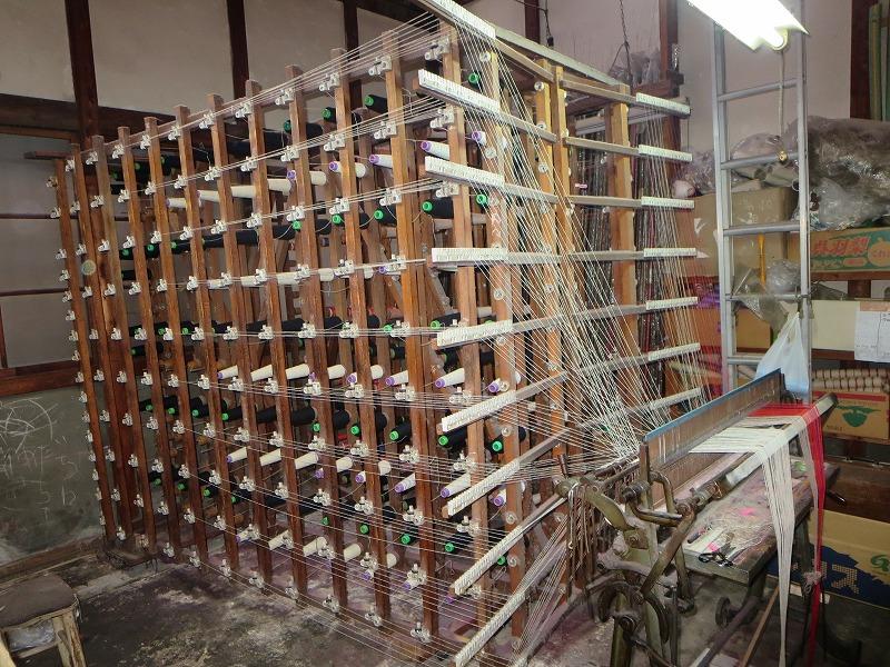 ストール織り機3