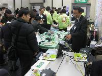 第5回情報バリアフリー展示会in関西が開催されました。