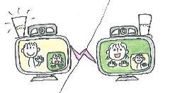 テレビ電話「TELE-BB 1000」
