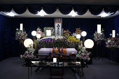家族葬 施行例 神戸