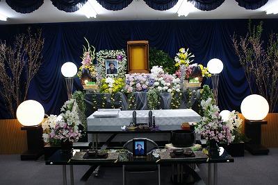 4月20日 Y家 家族葬