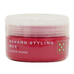 ナカノ スタイリング ワックス 5 (スーパーハード) 90g