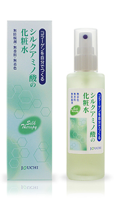 シルクアミノ酸の化粧水