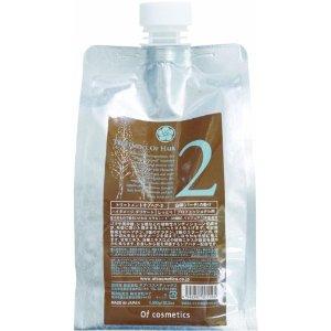トリートメントオブヘア・2 エコサイズ(白樺の香り)1,000g