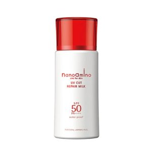 ナノアミノ UVカットリペアミルク 50(SPF50/PA++++) 50ml