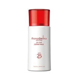ナノアミノ UVカットリペアミルク 25(SPF25/PA++) 50ml