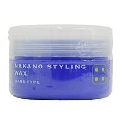 ナカノ スタイリング ワックス 4 (ハード) 90g