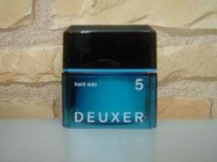 ナンバースリー DEUXER(デューサー) ハードワックス5 80g