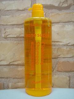 ナノ サプリ クレンジングシャンプー 『オレンジ』 1000ml