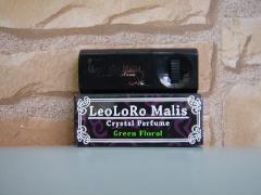 レオローロマリス/クリスタルパフューム グリーンフローラル