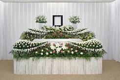 家族葬30万円