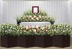家族葬40万円