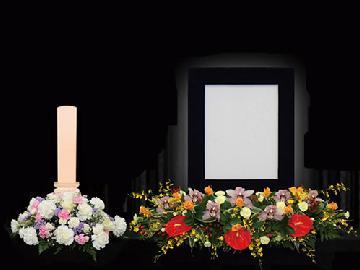 直葬プラン  135,000円(税別)